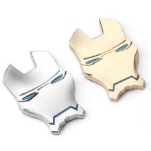 Emblema de carro de metal 3D de alta qualidade