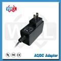 UL CUL CE haute qualité US prise adaptateur secteur 12v 1250ma