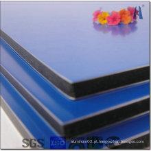 Painel composto de alumínio de revestimento PVDF de 4mm