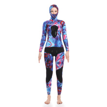 Searkin 7 मिमी लिमस्टोन Neoprene Wetsuits Spearfishing के लिए