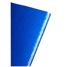 High Resistance Blue Color PVC Bucket Elevator Belt For Elevator