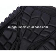 Calças de corrida de motocross personalizado com proteção de couro