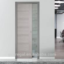 Melamine interior sliding doors