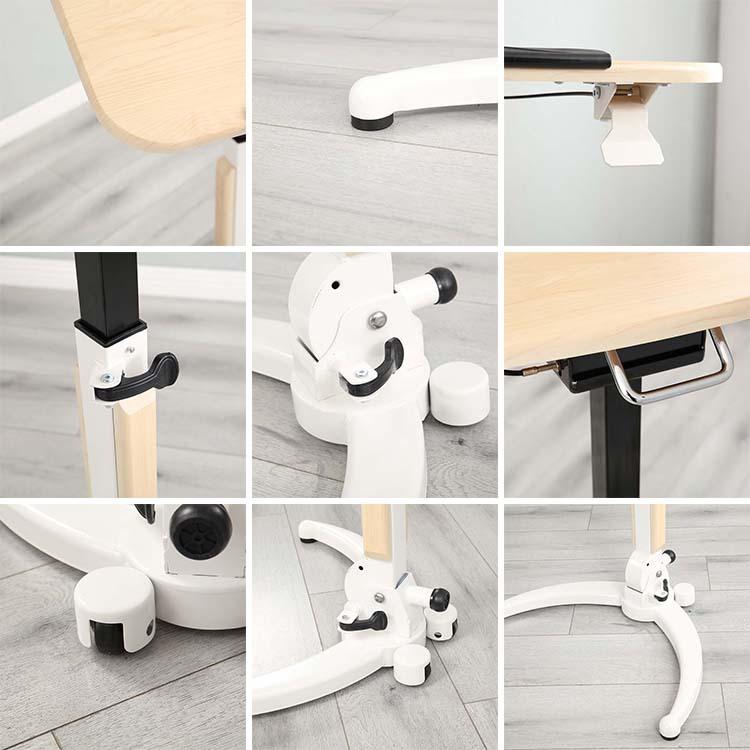 Pneumatic Adjustable Table