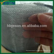 10*10,14*14, 16*16, 18*18 electro galvanized window screen / window netting