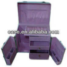 Exquisite ABS cosmetic case