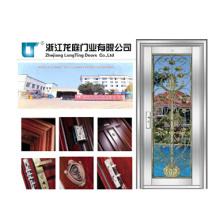 Heiße Verkaufs-Edelstahl-Sicherheitstür für Wohngebäude