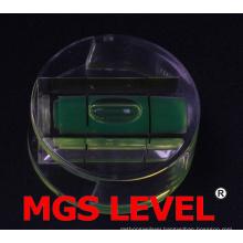 35.2/36.2X14.8 Professional Acrylic Vial Round Shape 700306