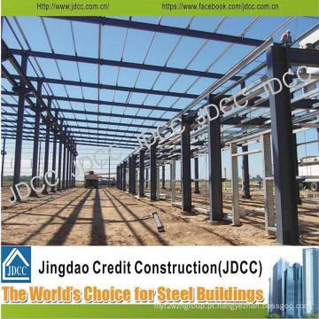 Q235 Galvanização Luz Construção De Aço Estrutura De Aço