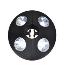 Lampe parapluie à télécommande rechargeable LED