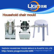Fabrication de moules à chaise d'injection en Chine avec une conception de conception de haute qualité de chaise en plastique de qualité