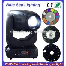 280w Robe Orsam beam sopt wash 10R 3-in-1 освещение движущейся головы