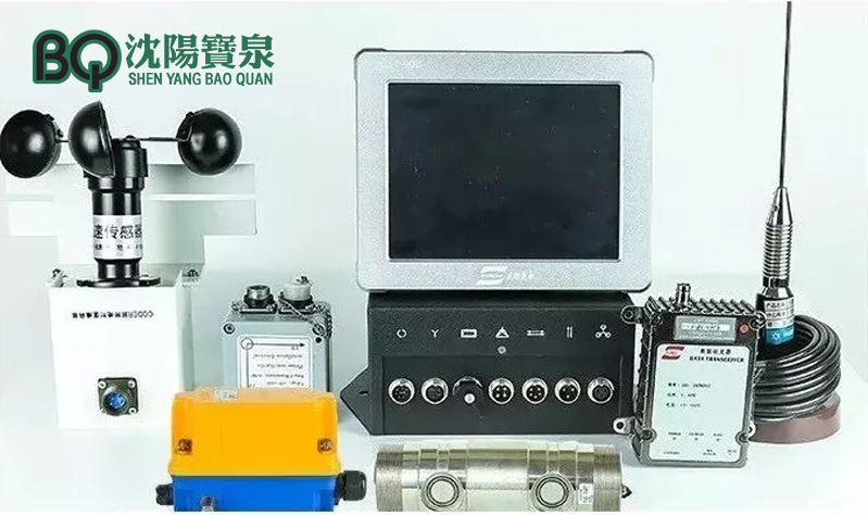 Multifunction Indicator for Tower Crane