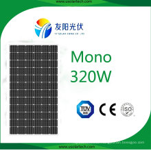 320W High Efficiency Mono Photovoltaic Solar Panel