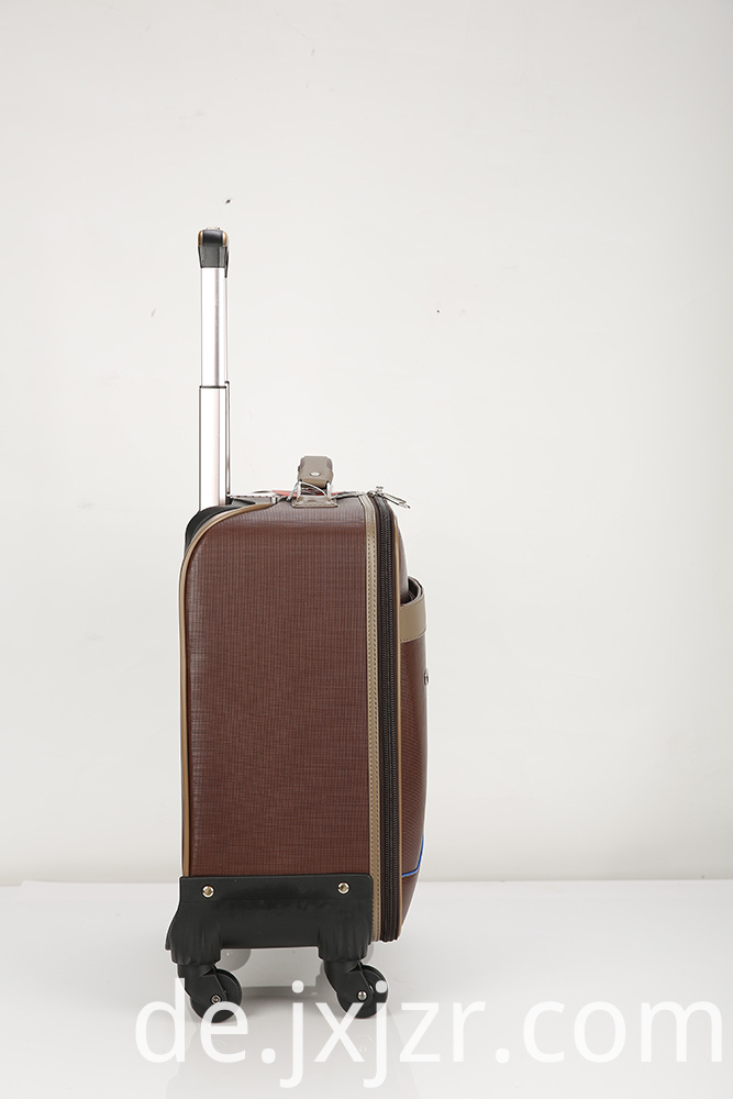PU Travel Trolley Luggage