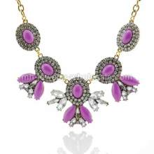 Classical Human Shape Smile  Cute Charms Alloy Daily Necklace