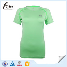 Быстрая сухая футболка OEM Wearens Sports Wear
