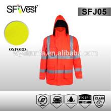 Защитная куртка для рабочей одежды TRAFFIC