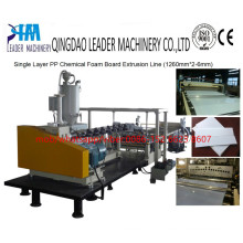 Plastic PP Foam Sheet/Board Extrusion Line