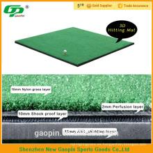 Cojín de aire eva base 3 D golf swing mat