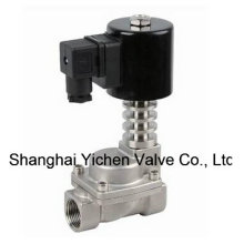 Нормально закрытый высокотемпературный поток электромагнитный клапан (Y21H)