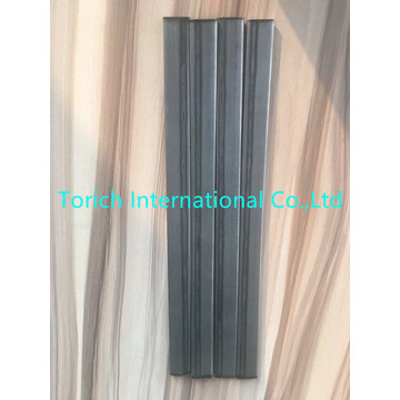 SAE J526 Flat Elliptical/Oval Steel Tubes from TORICH