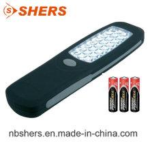 Portable 24PCS LED lumière de travail arrière magnétique