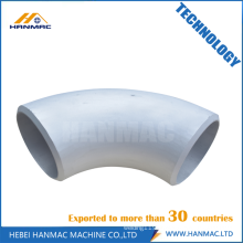 Aluminum 90 degree pipe elbow fittings