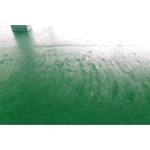 Factory colored non-solvent epoxy intermediate coating