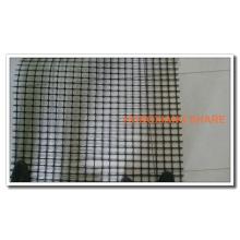 Geogrelha Biaxial Plástica para Muro de Retenção
