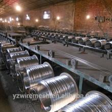 Preço do arame de ferro galvanizado BWG 20 na Índia