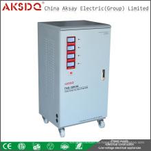 Горячий тип 3 этапа 50HZ / 60HZ 380V TNS 6-90kva Сервоэлектрический стабилизатор напряжения науки науки сделанный в lLiuShi YueQing China