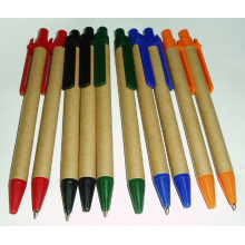 Hot Selling Eco Friendly Promotional Paper Ballpen