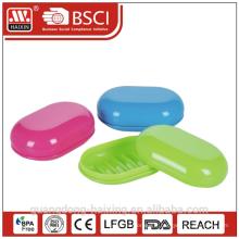 boîte à savon colorées, porte-savon en plastique & porte-savon