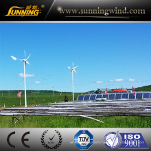 2016 Top Selling Wind Solar Street Light System Power Supply Wind Turbine Generator