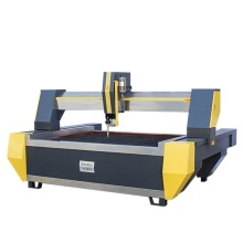 3 Axis mini waterjet cutting machine for glass