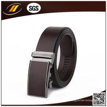 Cinturón de cuero con la moda hebilla de cinturón automático