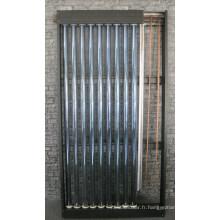 Nouveau chauffe-eau solaire U Type avec la plus grande efficacité de la chaleur