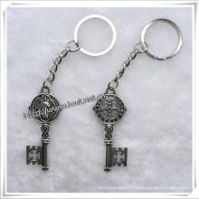 New Custom Cheap Metal Religious Key Chain (IO-ck069)