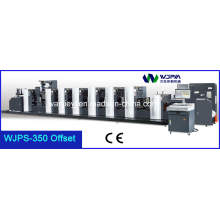 Web-Feed Intermittent Label Printing Machine