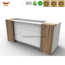 Popular Office Furniture Wooden Front Desk (HY-Q50)