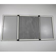 Schiebefenster aus Aluminiumprofil mit Fliegengitter