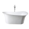 Banheira acrílica autônoma de forma especial