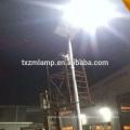 luz de rua conduzida solar de poupança de energia nova de YANGZHOU / luz de rua solar com polo