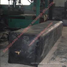 Gummi-Aufblasbare Kernform für Durchlassherstellung