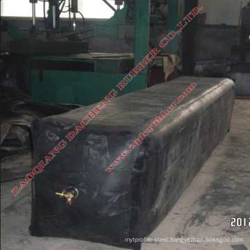 Rubber Inflatable Core Mold for Culvert Making