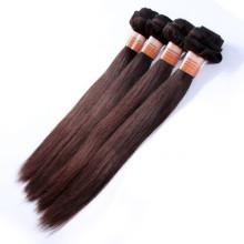 Günstige 100% remy peruanische anfärbbare reine Webart Haar