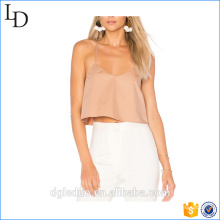 Sommer-Frauen-reizvolle dünne Oberseiten-ärmellose Spitze belüften Damenkleid