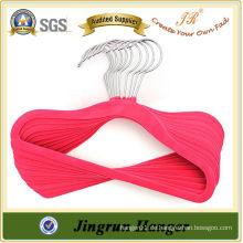 Stylish Velvet Flocked Hanger