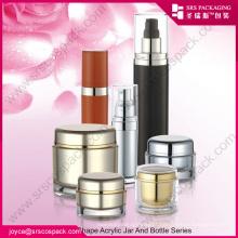 China Top Quality SGS Cosméticos Embalagem Grande Capacidade Creme Jar Jar Cream Plástico